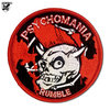 "PATCH ""PSYCHOMANIA RUMBLE - SKULL"""