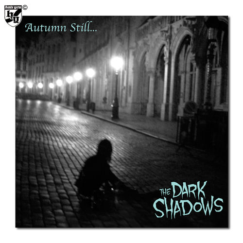"THE DARK SHADOWS - ""autumn still…"" 2. Auflage, lila Vinyl LP"