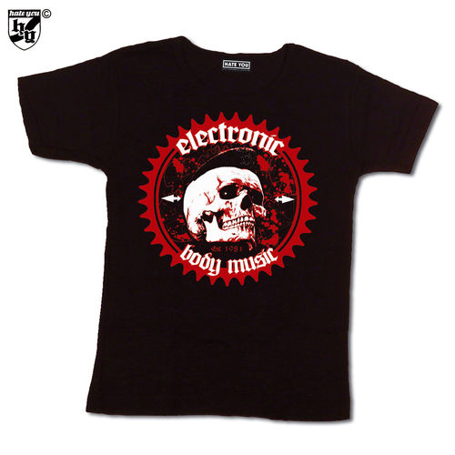 "GIRLIE ""ELECTRONIC BODY MUSIC vs BLOODSTAINS"""