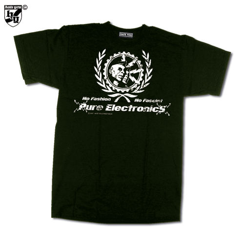 "T-SHIRT ""PURE ELECTRONICS vs CLASSIC"""