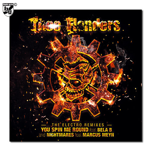 "THEE FLANDERS  ""The Electro Remixes"" Digi CD"