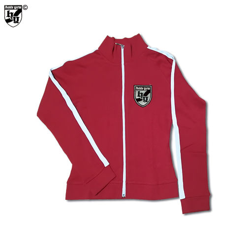 "RETROJACKE ""WAPPEN vs OLD ENGLISH"""