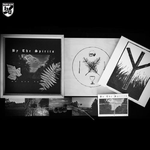 "BY THE SPIRITS - ""We Are Falling"" VINYL - ""HOLZ BOX"" - (limitiert auf 30)"