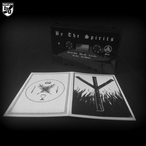 "BY THE SPIRITS - ""We Are Falling"" TAPE - ""FOLD OUT"" COVER -  (limited 100)"