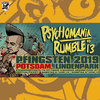 "FESTIVAL TICKET ""PSYCHOMANIA RUMBLE No. 13"" ... WEEKEND (08-09.06.2019)"