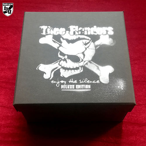 "THEE FLANDERS	""Enjoy The Silence"" DELUXE BOX"