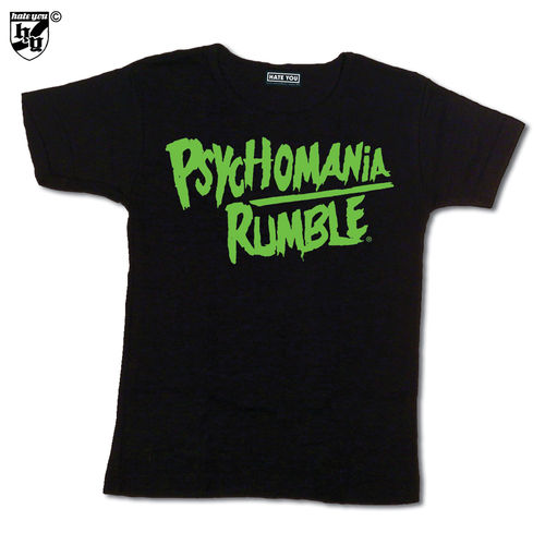 "GIRLIE ""PSYCHOMANIA RUMBLE - LOGO"""