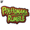 "PATCH ""PSYCHOMANIA RUMBLE - LOGO"""
